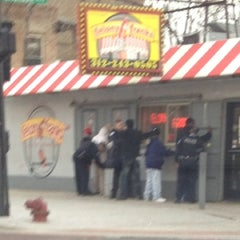 Photo taken at Felony Franks by AG C. on 12/20/2011