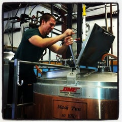 Photo taken at Swamp Head Brewery by Swamp Head on 11/28/2011