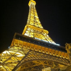 Photo taken at Eiffel Tower by Kelly V. on 7/21/2011