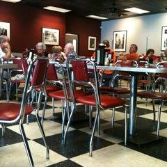 Photo taken at Northport Diner by Gigantor on 8/5/2011