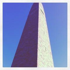 Photo taken at Bennington Monument by Chrysanthe T. on 11/12/2011