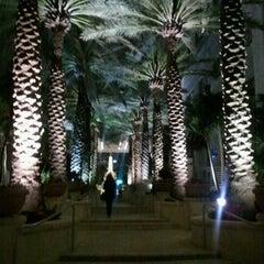 Photo taken at Loews Miami Beach Hotel by Melissa H. on 12/2/2011
