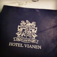 Photo taken at Van der Valk Hotel Vianen by Alain H. on 5/13/2012