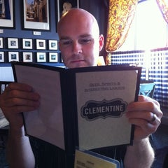 Photo taken at Clementine by Christine B. on 8/10/2011