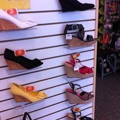Photo taken at Payless ShoeSource by Pamela K. on 3/1/2012