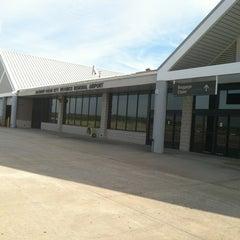 Photo taken at Salisbury-Ocean City: Wicomico Regional Airport (SBY) by Yuri L. on 5/14/2012