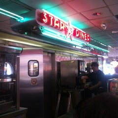 Photo taken at Star Diner by Susan J. on 5/13/2012