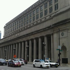 Photo taken at Chicago Union Station by Andy M. on 8/12/2012