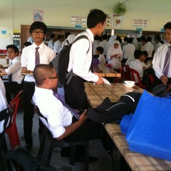 Photo taken at Canteen, Maktab Duli by naqib h. on 3/28/2012