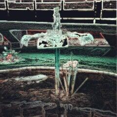 Photo taken at Cemitério Vertical by Ezio A. on 5/14/2012
