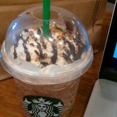 Photo taken at Starbucks by Gia on 6/3/2012