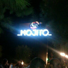 Photo taken at Mojito by Onur Ö. on 9/12/2012