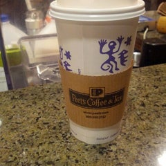 Photo taken at Peet's Coffee & Tea by Jeff S. on 3/26/2012