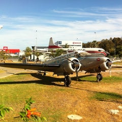 Photo taken at Museo de la Aviación de Málaga by Jose Manuel G. on 9/4/2012