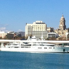 Photo taken at Malaga Charter by Antonio F. on 2/18/2012