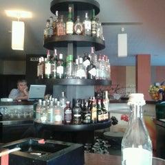 Photo taken at i Lounge Bar by Luisa A. on 8/16/2012