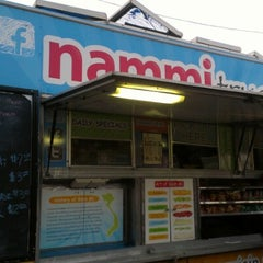 Photo taken at Nammi Truck by Meagan D. on 6/23/2012