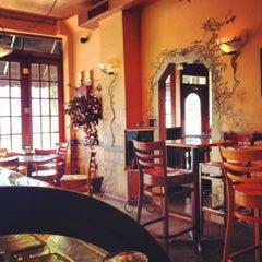 Photo taken at Main Street Coffee by Erika S. on 4/5/2012
