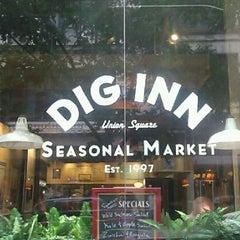 Photo taken at Dig Inn Seasonal Market by Abby D. on 8/3/2012