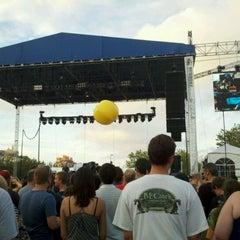 Photo taken at Bunbury Music Festival by Teri Y. on 7/15/2012