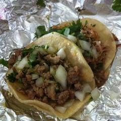 Photo taken at Ofelia's Taqueria by Gladys L. on 3/25/2012