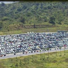 Photo taken at Estacionamento CAMG by Breno N. on 8/29/2012
