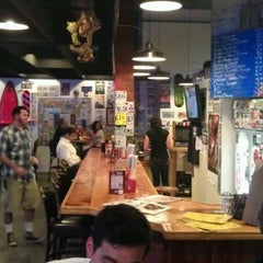 Photo taken at Hodad's Downtown by Jc M. on 4/19/2012