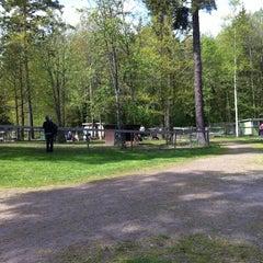 Photo taken at Mini Zoo Tibro by Christer W. on 5/19/2012