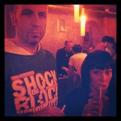 Photo taken at Favorit Bar by Bastian B. on 4/7/2012
