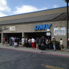 Photo taken at Department of Motor Vehicles by Dave B. on 6/4/2012