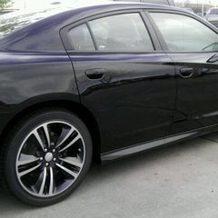 Photo taken at Nyle Maxwell Chrysler Dodge Jeep Ram Supercenter by √ Ray J. on 3/17/2012