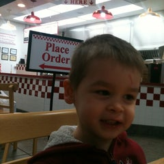 Photo taken at Five Guys by Gregg D. on 2/18/2012