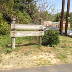 Photo taken at Capital Crescent Trail - Bethesda by Gerald A. on 4/15/2012