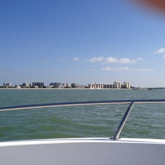 Photo taken at Gulf Of Mexico by Donna I. on 3/27/2012