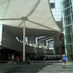 Photo taken at Plaza Las Américas by Rakzo A. on 7/22/2012