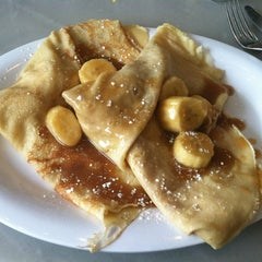 Photo taken at Crêpes: etc. by Kenny S. on 4/15/2012