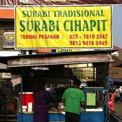 Photo taken at Surabi Cihapit by Chelsea M. on 7/10/2012
