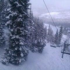 Photo taken at Solitude Mountain Resort by Mapu I. on 3/2/2012