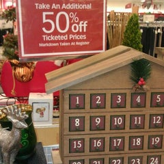 Photo taken at T.J. Maxx by Gayle H. on 12/24/2011