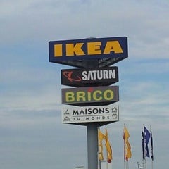 Photo taken at IKEA by Hans V. on 8/24/2012
