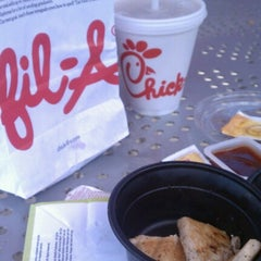 Photo taken at Chick-fil-A by Bethany H. on 6/14/2012