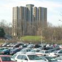 Photo taken at Parks Tower - UToledo by Catherine C. on 3/9/2011