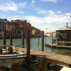 Photo taken at Vaporetto 4.2 To Murano by Elif O. on 4/20/2012