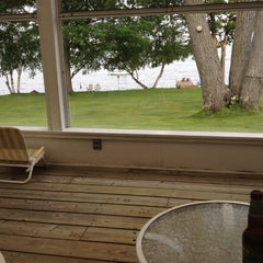 Photo taken at Happy Land Cottage by Stu A. on 6/16/2012