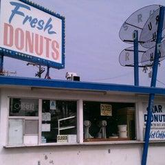 Photo taken at Stardust Donut Shop by Samer K. on 1/22/2012