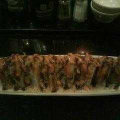 Photo taken at Fuji Hana Hibachi Steakhouse & Sushi Bar by David C. on 12/15/2011
