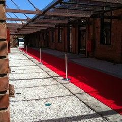 Photo taken at Cinemateca Brasileira by Angela E. on 3/13/2012