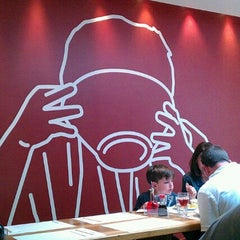 Photo taken at Wagamama by Amg M. on 6/17/2012