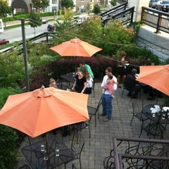 Photo taken at Roots Restaurant and Cellar by Richard R. on 8/2/2012