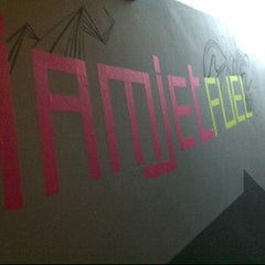 Photo taken at IAMJETFUELshop™ by Yuna by amrina r. on 5/1/2012